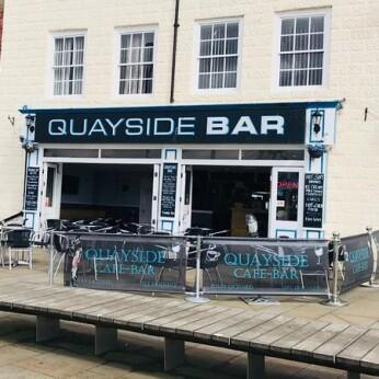 Quayside Cafe Bar, Scarborough