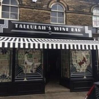 Tallulah's Wine Bar, Shipley