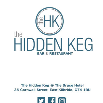 Hidden Keg, East Kilbride