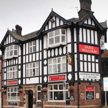 Duke William, Stoke-on-Trent