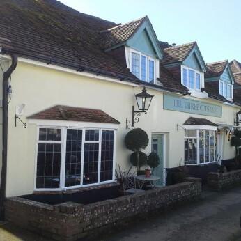 Three Cups Inn, Stockbridge