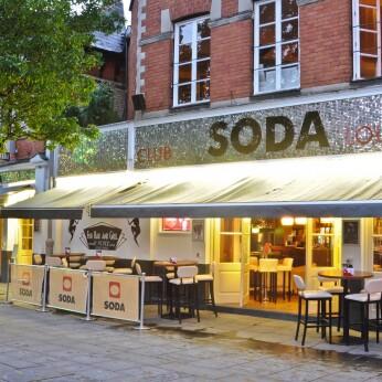 Soda, Cardiff
