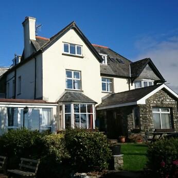 Cadwgan House Hotel, Dyffryn Ardudwy