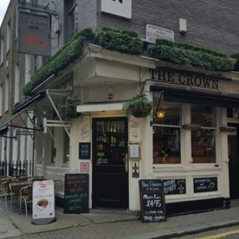 Crown, London SW3