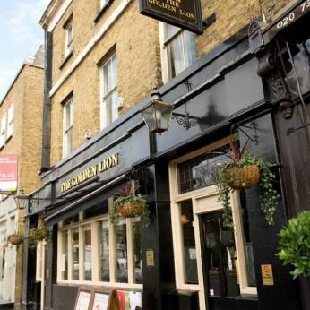 Golden Lion, London SW6