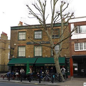 Eight Bells, London SW6
