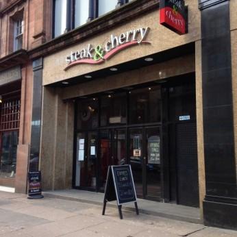 Steak and Cherry, Glasgow