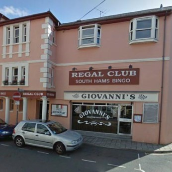Regal Club Kingsbridge Devon, Kingsbridge