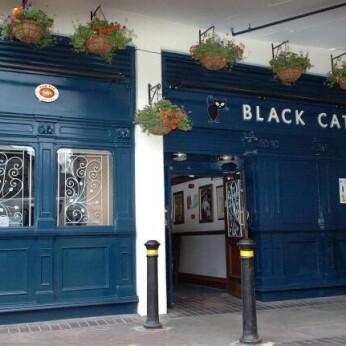 Black Cat, London SE6