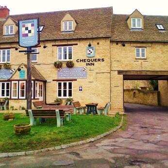 Chequers Inn, Cassington