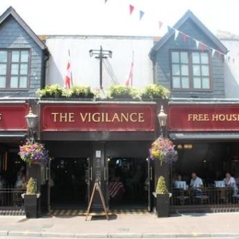 Vigilance, Brixham