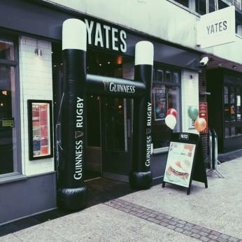 Yates, Cardiff
