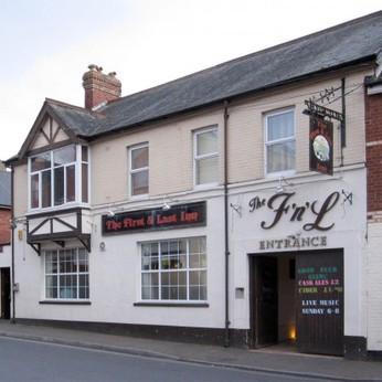 First & Last Inn, Exmouth
