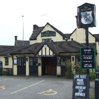 Black Lion, Stoke-on-Trent