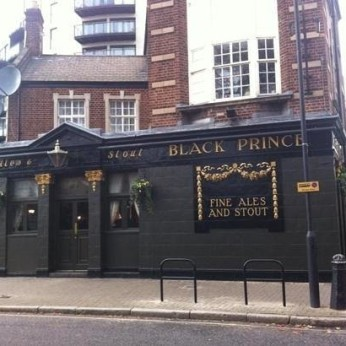 Black Prince, London SE11