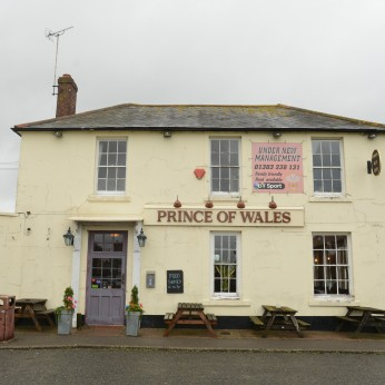 Prince Of Wales, Hythe
