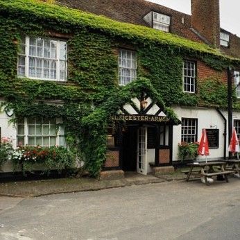 Leicester Arms Hotel, Penshurst