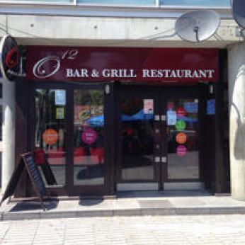 O12 Bar & Grill, London E15
