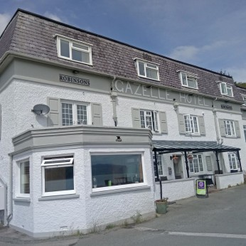 Gazelle Hotel, Anglesey