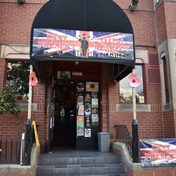 Don War Memorial Bar, Stockton-on-Tees