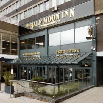Half Moon Inn, Billingham