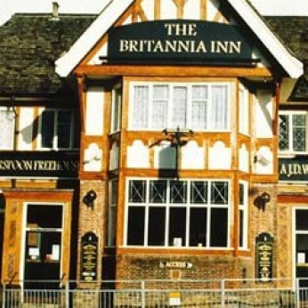 Britannia Inn, Plymouth