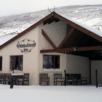 Click to view full size - Wanlockhead Inn, Biggar(photograph number 1)