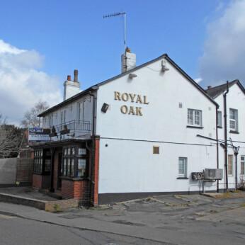 Royal Oak, Pembury