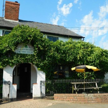 Green Dragon, Bishops Frome