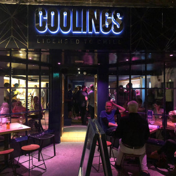 Coolings, Exeter
