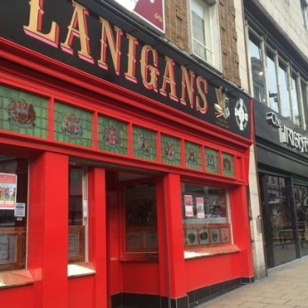 Lanigan's Irish Bar, Liverpool