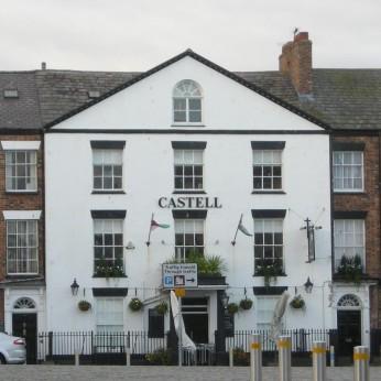 Y Castell Hotel, Caernarfon