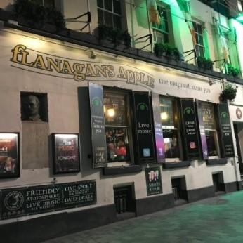 Flanagans Apple, Liverpool