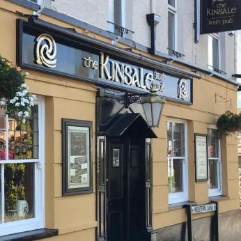 Kinsale Irish Pub, Mumbles