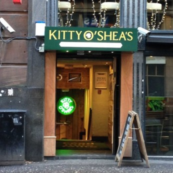 Kitty O'Shea's, Glasgow