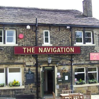 Navigation Inn, Sowerby Bridge