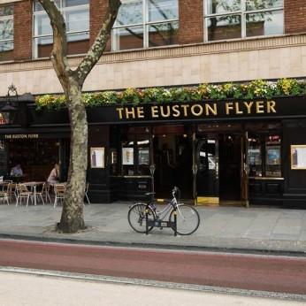 Euston Flyer, London NW1