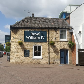 Royal William IV, Lincoln