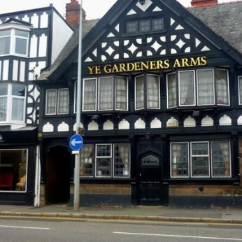 Ye Gardeners Arms, Chester