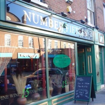 Number Fifteen Chester, Chester
