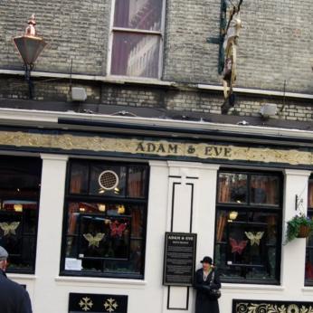 Adam & Eve, London SW1