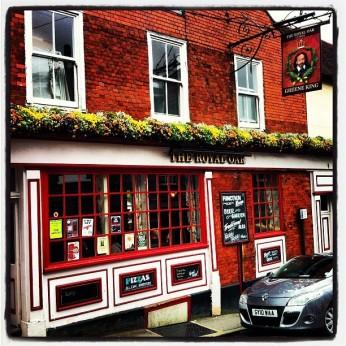 Royal Oak, Lewes