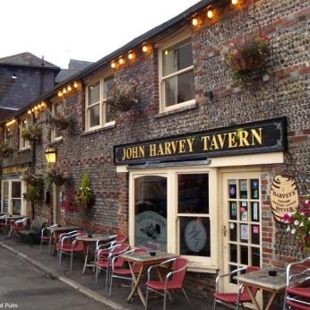 John Harvey Tavern, Lewes