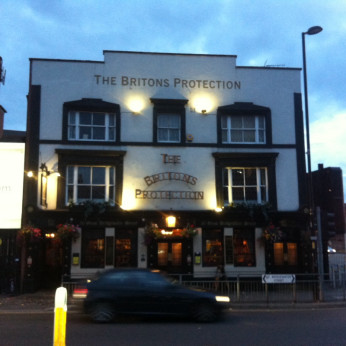 Britons Protection, Manchester