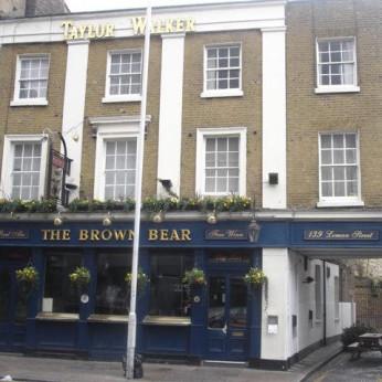 Brown Bear, London E1