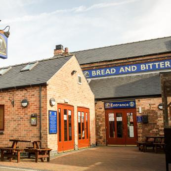 Bread & Bitter, Mapperley