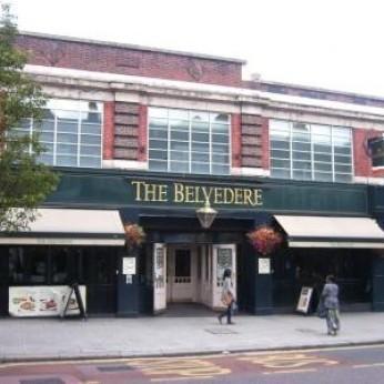 Belvedere, London W3