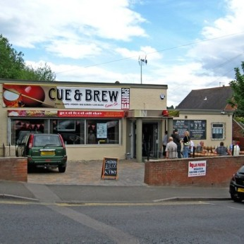 Cue and Brew, Kidderminster