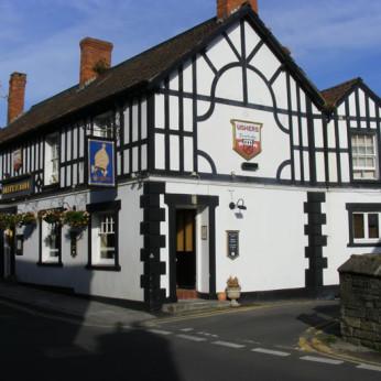 Mitre Inn, Glastonbury