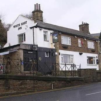 White Hart Hotel, Eccleshill